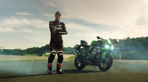 FOR THE FEARLESS –– Kawasaki Ninja 6R Commercial