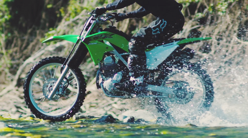 GET OUT AND PLAY –– Kawasaki KLX230 Commercial