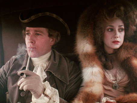 Motivated Handheld Camera in BARRY LYNDON
