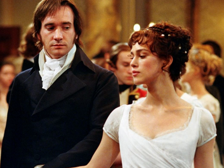 Winning the Scene:  PRIDE AND PREJUDICE