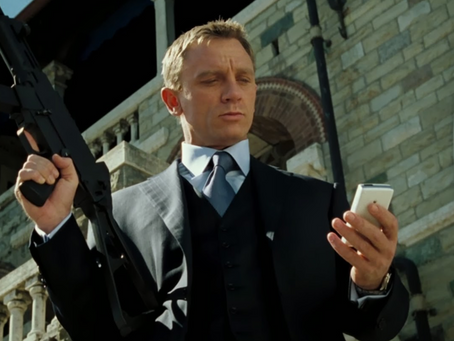 Camera Direction in Action: CASINO ROYALE