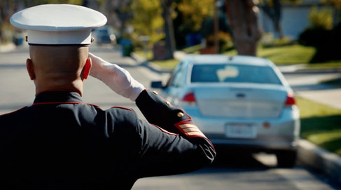 WORTH FIGHTING FOR –– Marine Corps Scholarship Commercial