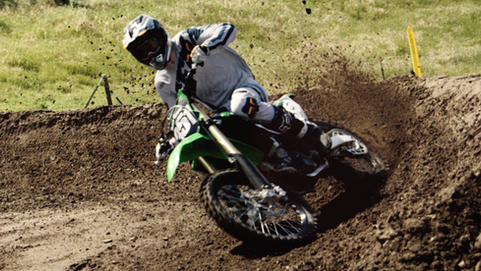 BE NEXT –– Kawasaki KX250 Launch Film
