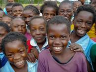 The wonderful youth of Zambia!