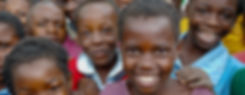 Smiling Zambian Children who have benefittd from support by BZT