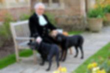 2017/18 High Sheriff of Surrey, Robert Napier CBE