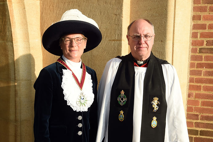 High Sheriff's Chaplain - Rev. Stephen T