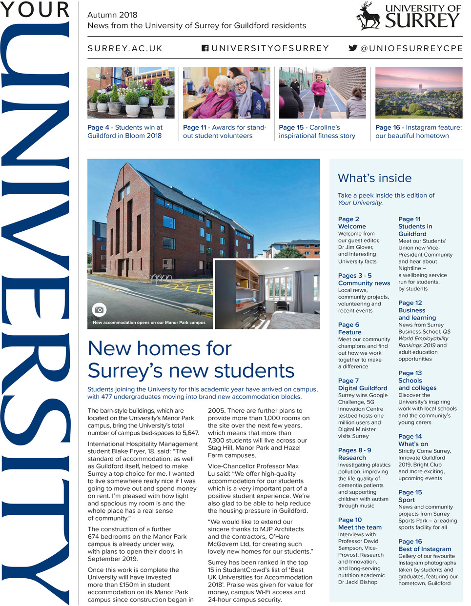8581-0818 Your university newspaper_Autu