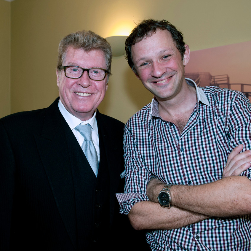 As a kid I used to annoy people with Frank Spencer impressions - it was such an honour to chat with him after he received his CBE at the Sick Kids Trust in London. They say never meet your heroes but I have been lucky enough to meet several of mine and they have generally been everything I expected. Michael Crawford was one of the nicest!