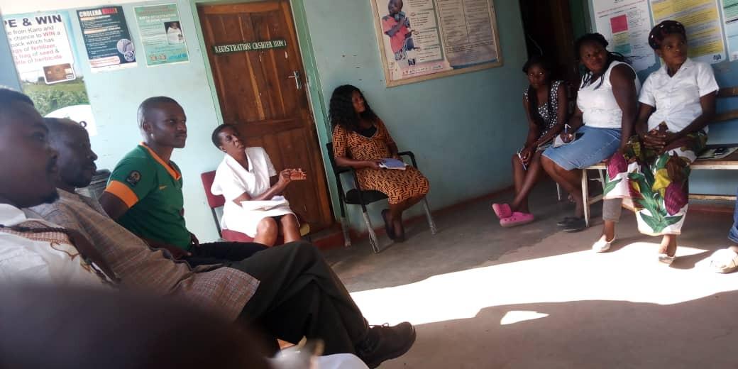Regional health centre Visit - 3