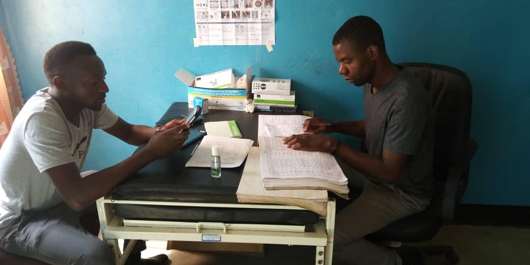 Regional health centre Visit - 2