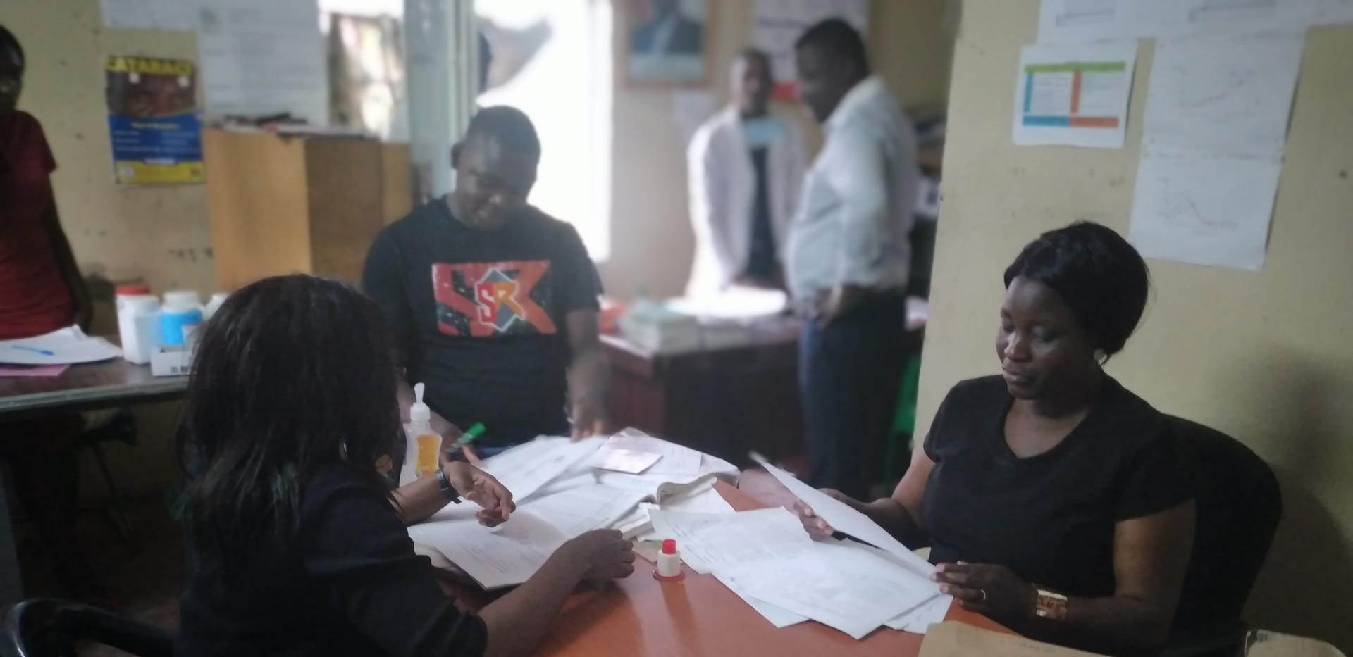 Health Officer Visits 4