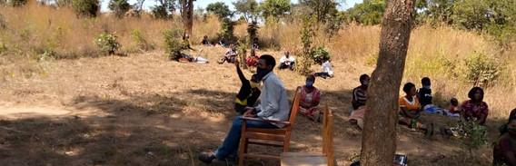 Masesnse Community Meeting - 8th May 2020