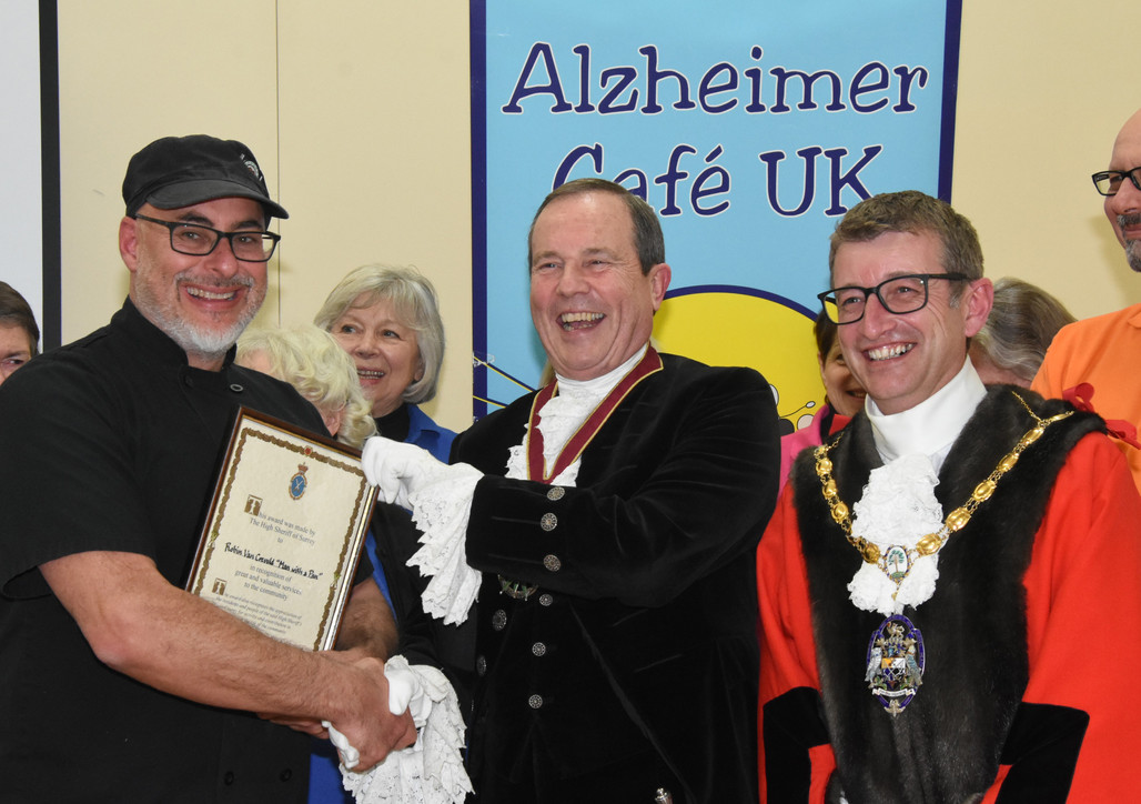 Robin with High Sheriff.jpg