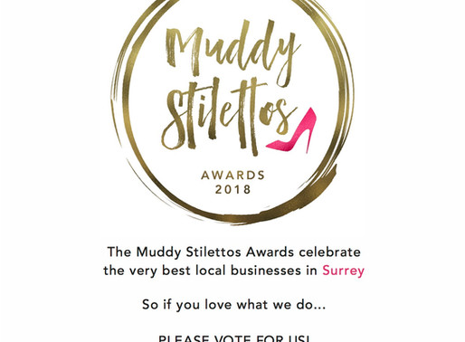 OOh I've been nominated!