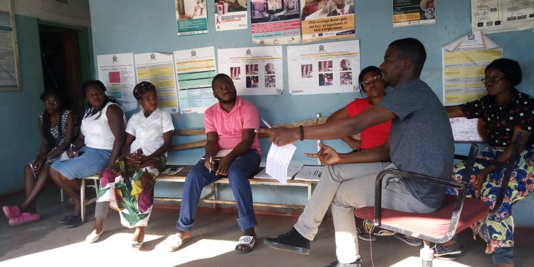 Regional health centre Visit - 1