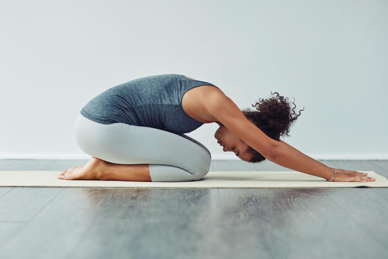 Yin Yoga per la notte