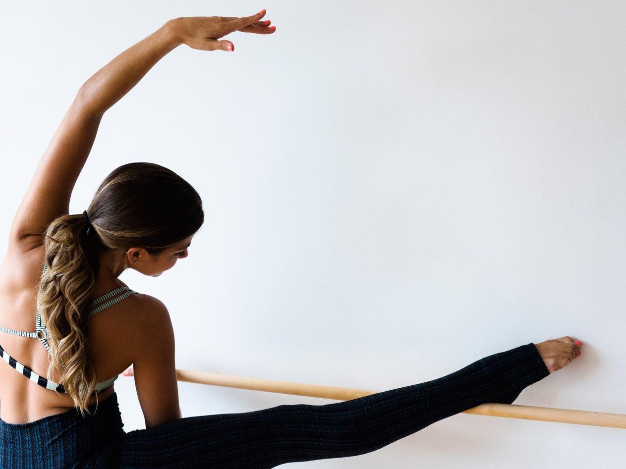 Yoga Booty Barre