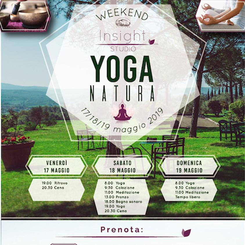 Weekend Yoga e Natura: 17/18/19 maggio 2019 - Palazzo Val Del Sasso ( PG)