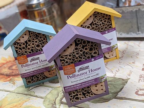Mason Beehive Pollinator House