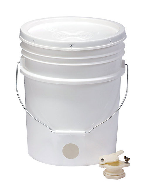 Honey Bucket With Gate