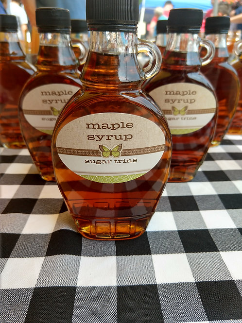 Sugar Trins Maple Syrup