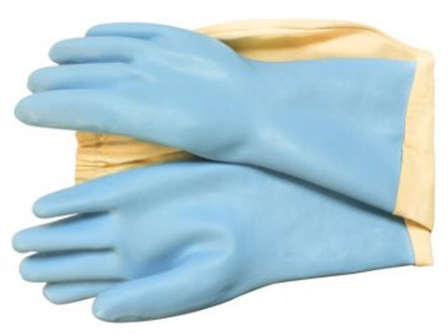 Rubber Coated Beekeeping Gloves