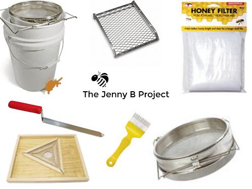 Beez' Honey Extraction Kit