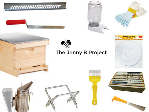 Bee-Ginner Beekeeping Kit