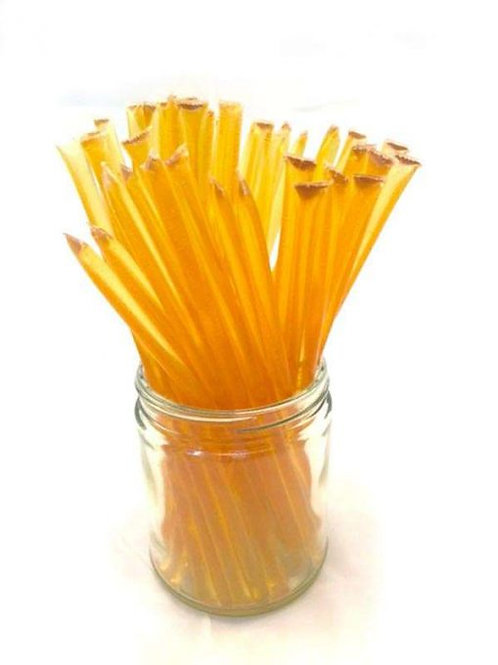 Wildflower Honey Straw 50 pack