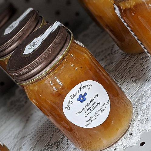 Comb Honey - Blueberry Blossom