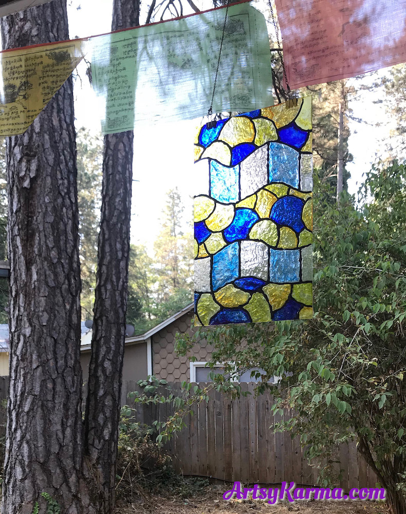 beautiful stained glass art
