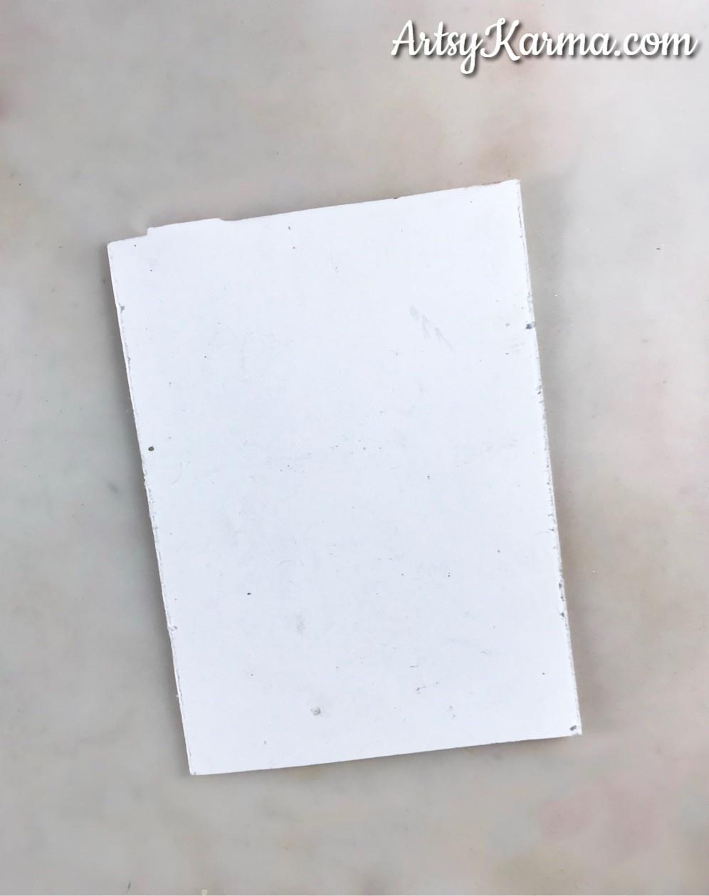 artist trading card card stock