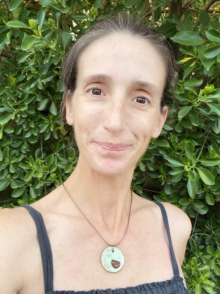 Necklace by artsy karma Heather McClelland