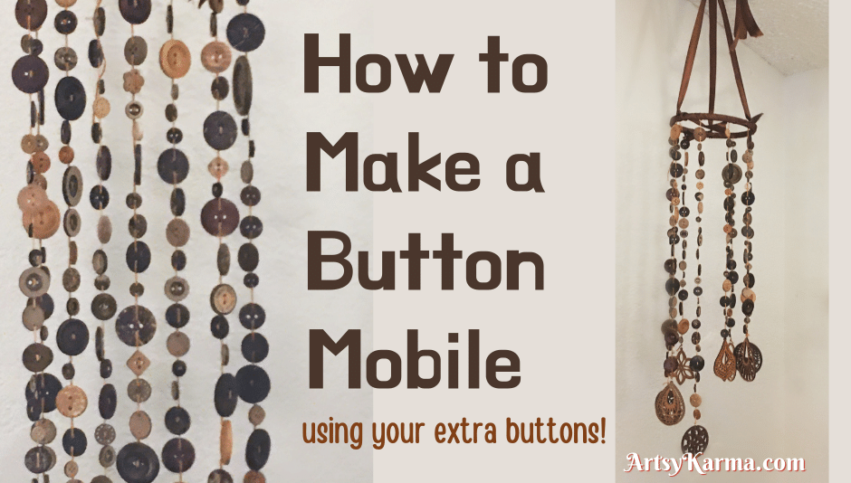 How to make a button mobile using extra buttons