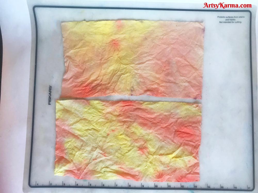 paper towel techniques