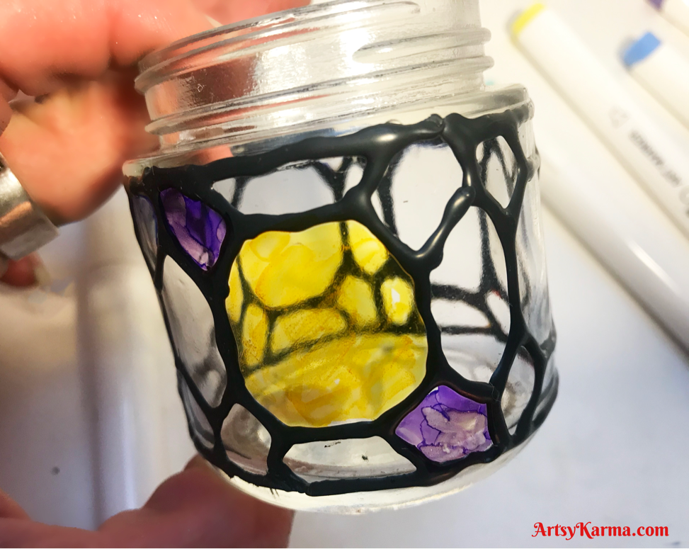 Look what can you make out of glass jars