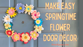 How to Use Fake Flowers to Decorate for Spring