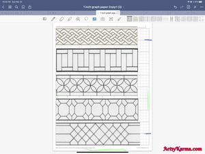 Patterns for stained glass jar craft