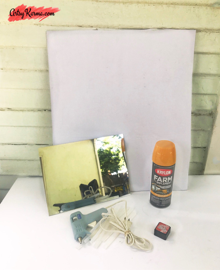 faux frame embossing supplies