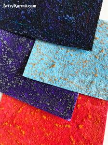 sand texture paint techniques