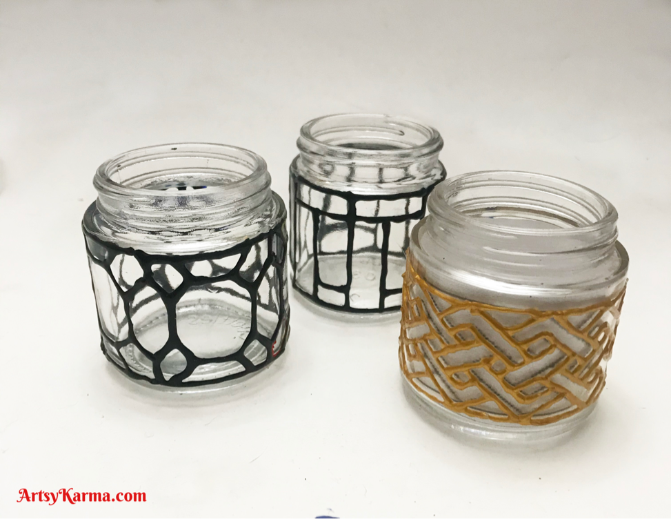 Look what you can do with mini jars
