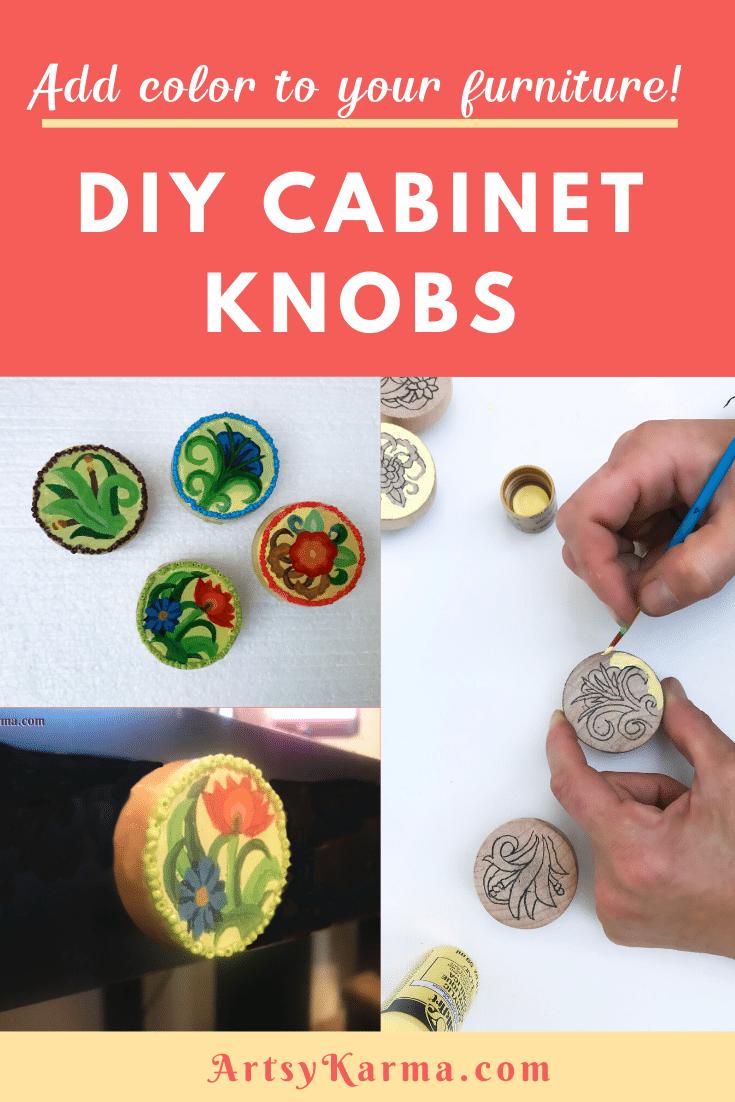 diy cabinet knobs