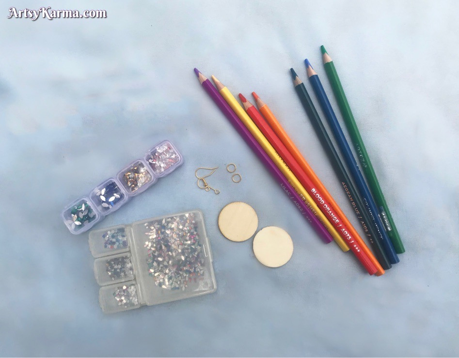 Diy diamond painting supplies