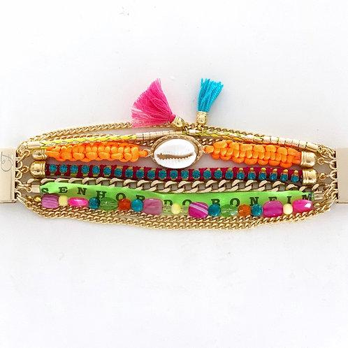 Bracelete Slim Neon
