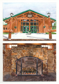 Timber Ridge Lodge Venue Portrait