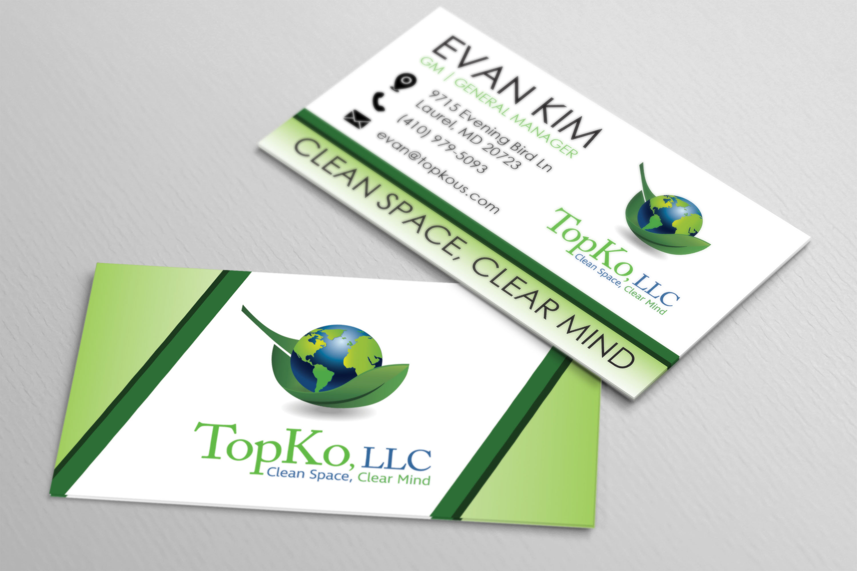 TopKo - Business Card Design 03