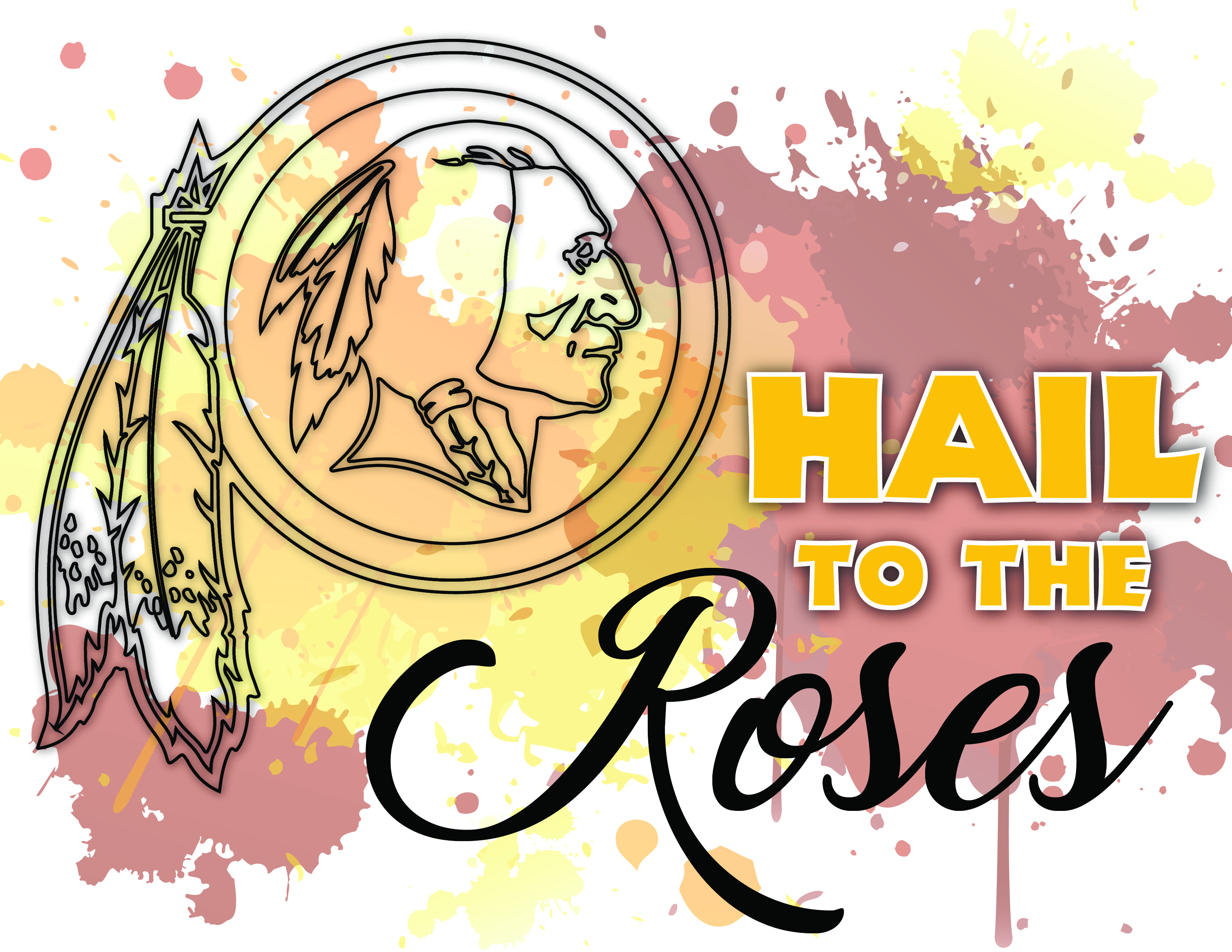 Hail to the Roses