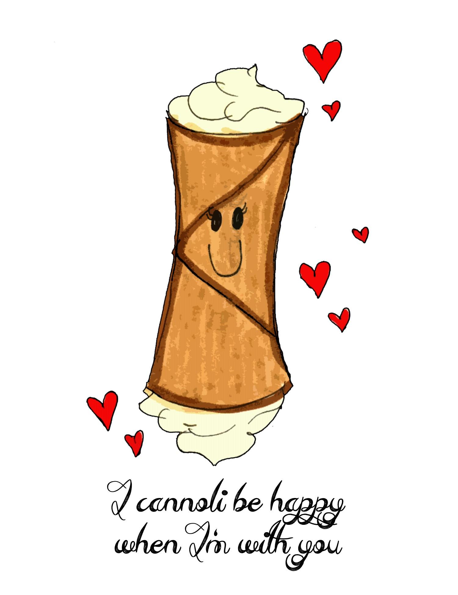 I cannoli be happy