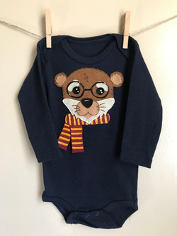 Harry Otter Custom Onesie